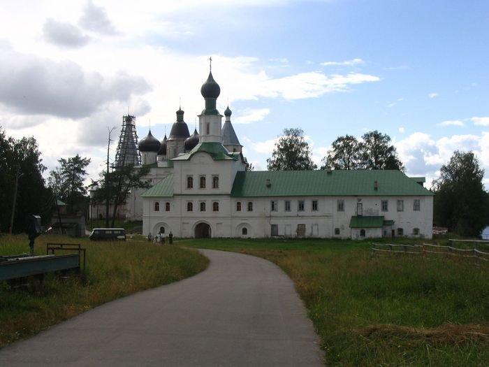 белые ночи в Архангельске